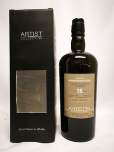 Mortlach 15 Year Old 1998 (cask 6) - Artist #6 (La Maison du Whisky) (70cl, 55.9%) limited edition of 695 bottles.