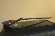 Rare Antique Ladies Percussion Musket Rifle