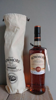 Bowmore Feis Ile 2016 - Virgin Oak & Oloroso Casks