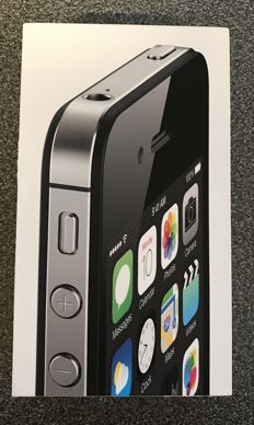 Apple iPhone 4 S - Black - 8 Gb