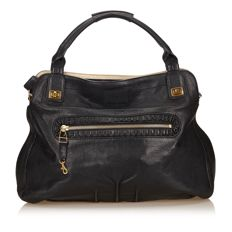 Chloe - Leather Margaret Shoulder bag