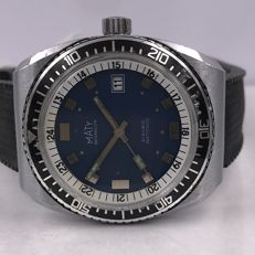 MATY Vintage French Diver – Men's watch – 1970s