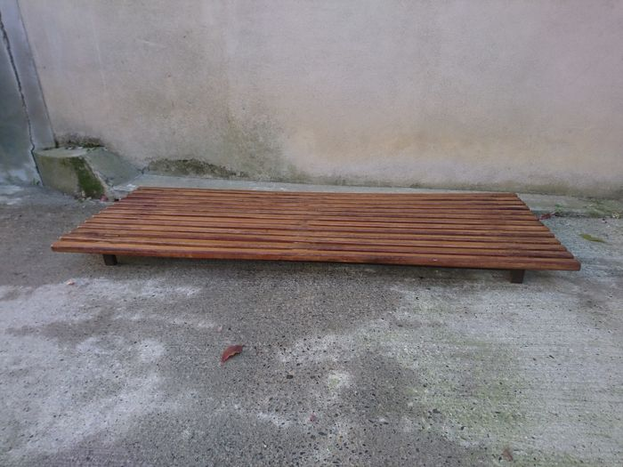 """Charlotte Perriand – """"Cansado"""" bench seat"""