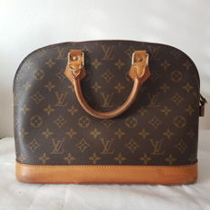 Louis Vuitton - Alma PM Handtas