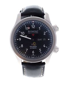 Bremont - Martin-Baker II Orange - MBII-BK/OR - Unisex - 2016