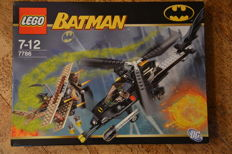 Batman - 7786 -The Batcopter: The Chase for the Scarecrow