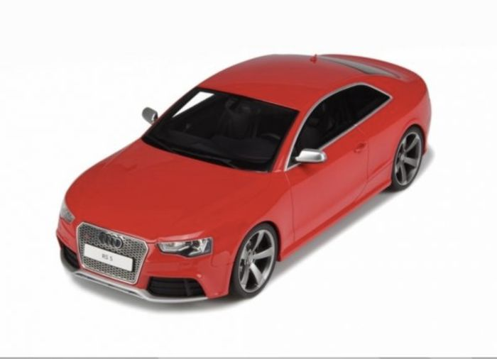 GT-Spirit - Scale 1/18 - Audi RS5 Coupe - Red