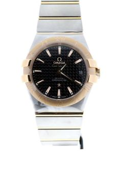 Omega - Constellation Co-Axial 35mm - 123.20.35.20.01.001 - Unisex - 2017