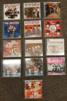 "The Beatles : ""The Beatles at the Beeb"", Complete of 13 x cd set"