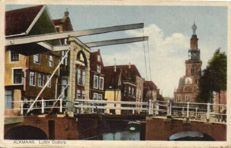 Alkmaar 75 x (old up to very old cards)
