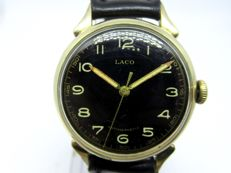 Laco Men's watch Military Style, ca 1940