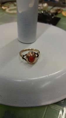 Material 14 and 18 kt gold