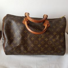 Louis Vuitton - Speedy 35 Weekend tas - VIntage