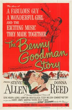 Anonymous - The Benny Goodman Story - 1956