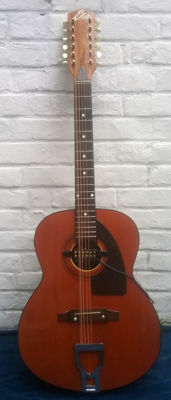 Electro-acoustic EKO NAVAJO, 12 strings, early 60s
