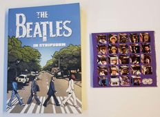 Comic of the Beatles story (Dutch langue), Christmas collection