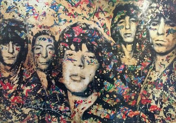 Mr Brainwash - Rolling Stones
