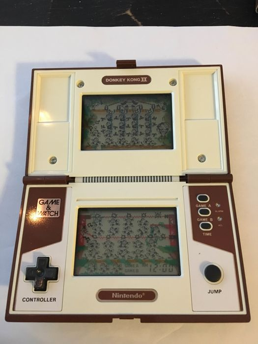 Nintendo Game and Watch Multi Screen Donkey Kong 2 ...