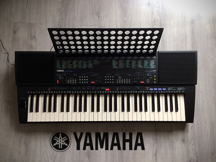 yamaha psr 500 catawiki. Black Bedroom Furniture Sets. Home Design Ideas