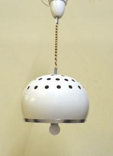 Goffredo Reggiani - pendant lamp with 3 lights
