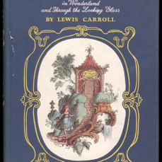 Lewis Carroll - The Adventures of Alice in Wonderland and Through the Looking-Glass - 1949