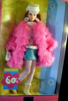 Barbie Mattel Groovy 60's Collector Edition