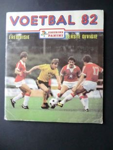 Panini - Voetbal 82 - Complete album - In good condition