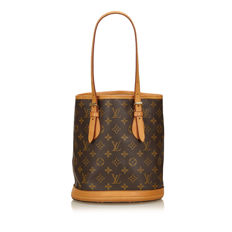 Louis Vuitton - Monogram Petit Bucket Shoulder bag