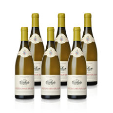 2015 - Châteauneuf-du-Pape - White - Les Sinards - Perrin Family - 6 x bottles - 6 x 75 cl