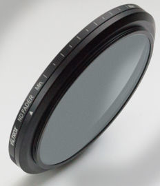 72mm Professional ND4-400 Variable Neutral Density Adjustable ND Filter
