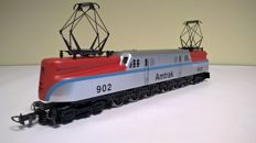 "Mehano H0 - 29967 T025/AMTRAK - Amtrak - GG-1 electric locomotive ""Bloody nose"" by BLW/GE/PRR (1935-1943) - first edition of 1999"