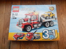 Creator - 7347 - Snelle Pick Up Truck