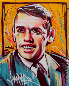 Jone Hopper - Jacques Brel portrait