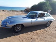 Jaguar - E-type 2+2 Coupe - 1970