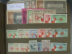 Austria - over 360 Notgeld notes, varied collection part III