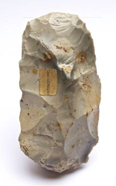 Neolithic axe from France - 110 x 99 mm