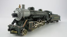 "Mehano H0 - M9934 - Dampflokomotive mit Tender - Stoomlocomotief met tender ""President Jefferson"" - Baltimore and Ohio"