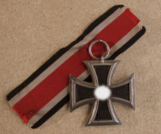 Iron Cross, 2nd class, WWII Third Reich, Germany