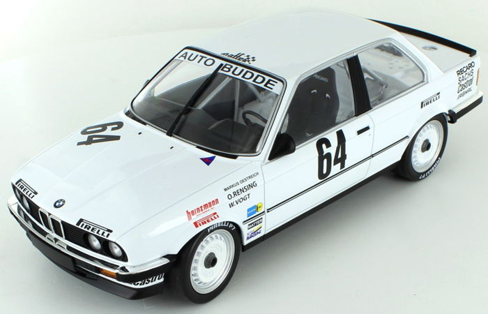 minichamps scale 1 18 bmw e30 325i coupe auto budde team winner 24h 1986 catawiki. Black Bedroom Furniture Sets. Home Design Ideas