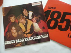 Group 1850 - Paradise Now 1969 & Group 1850 - Live. Dutch. Very good psychedelic rock.