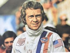 Unknow/Cinema Center Films/Tele Magazine - Steve McQueen - Le Mans, 1971 et Paris 1964