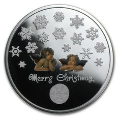 "Niue - Dollar 2015 ""Merry Christmas"" - silver"