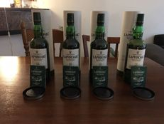 4 bottles - Laphroaig 18 years old OB