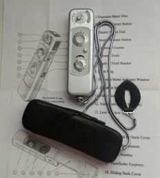 Minox B Camera with Chain and Case Excellent Condition