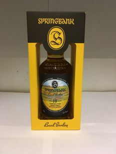 Springbank Local Barley 10 Years