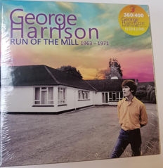 George Harrison  Run of the mill 1963 -1971