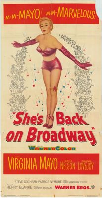 Anonymous - She's Back On Broadway - 1953