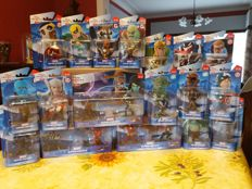 Infinity Marvel super heroes - 21 Figures (+ 3 extra's) - All in original sealed box.