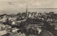 Veere-Zeeland 64 x (old to very old cards)