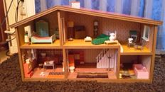 Dollhouse - Schwedenhaus - Lundby - incl. Furniture - Germany